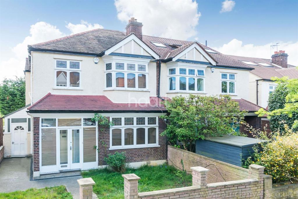 3 Bedrooms Semi Detached House for sale in Woodcombe Crescent, Forest Hill, London, SE23