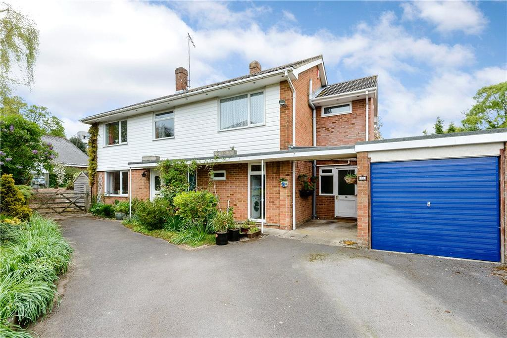 5 Bedrooms House for sale in Winslade Road, Winchester, Hampshire, SO22