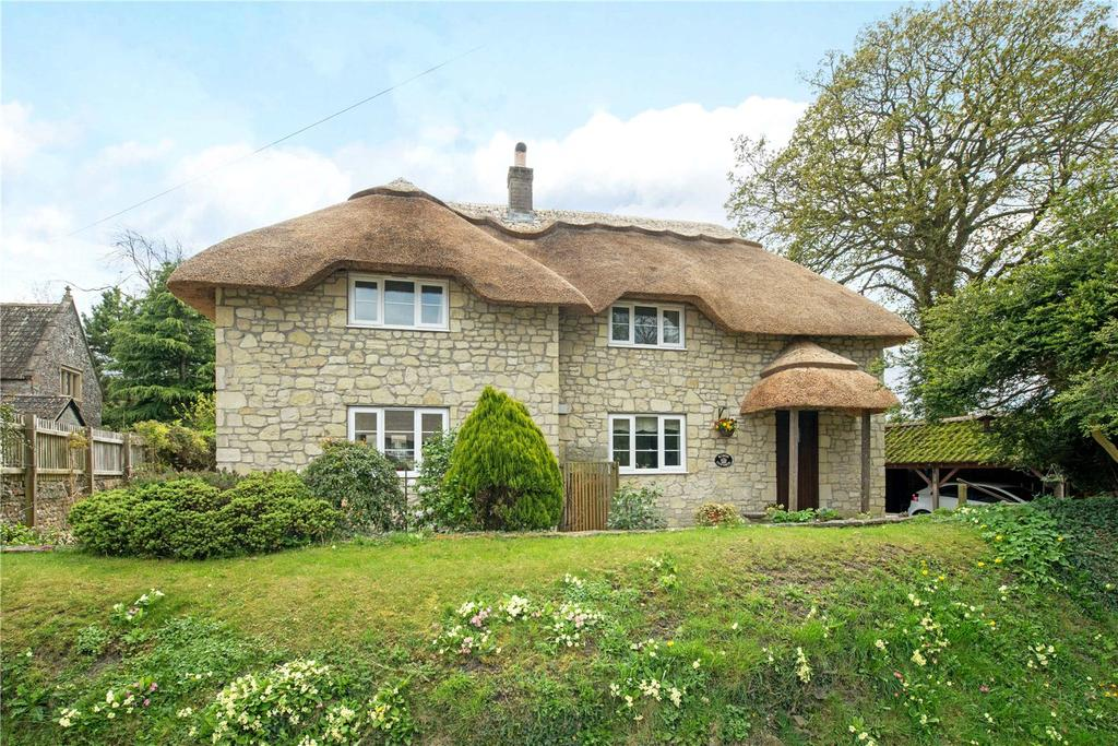 3 Bedrooms Detached House for sale in Kingston Deverill, Warminster, Wiltshire