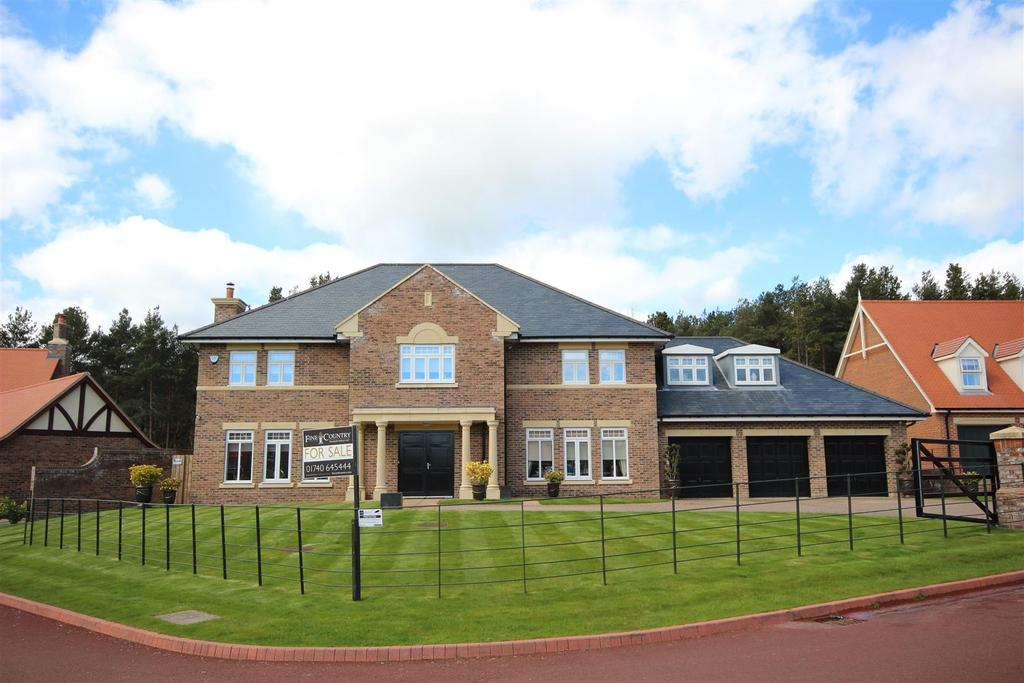 5 Bedrooms House for sale in Black Wood, Wynyard, Billingham
