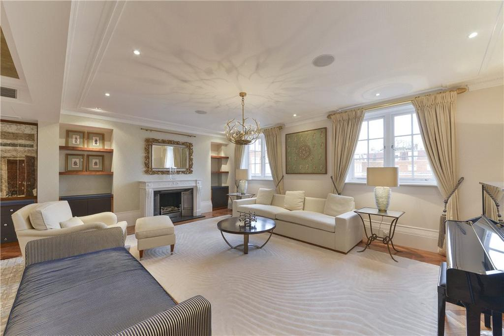 4 Bedrooms Penthouse Flat for sale in Academy Gardens, Duchess of Bedfords Walk, Kensington, London, W8
