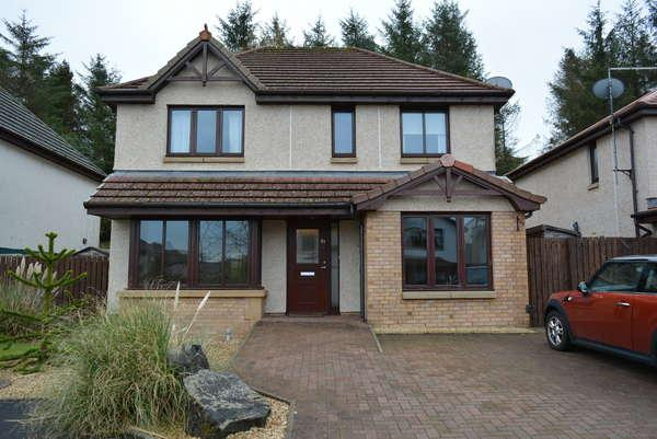4 Bedrooms Detached House for sale in 37 Patrickbank Crescent, Elderslie, Johnstone, PA5 9UG