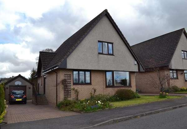 3 Bedrooms Detached House for sale in 2 Chestnut Grove, Gartcosh, Glasgow, G69 8HD
