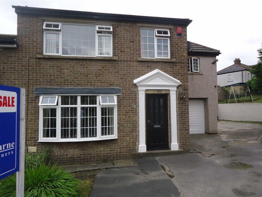 5 Bedrooms Semi Detached House for sale in Pasture Close, Bradford, West Yorkshire, BD14