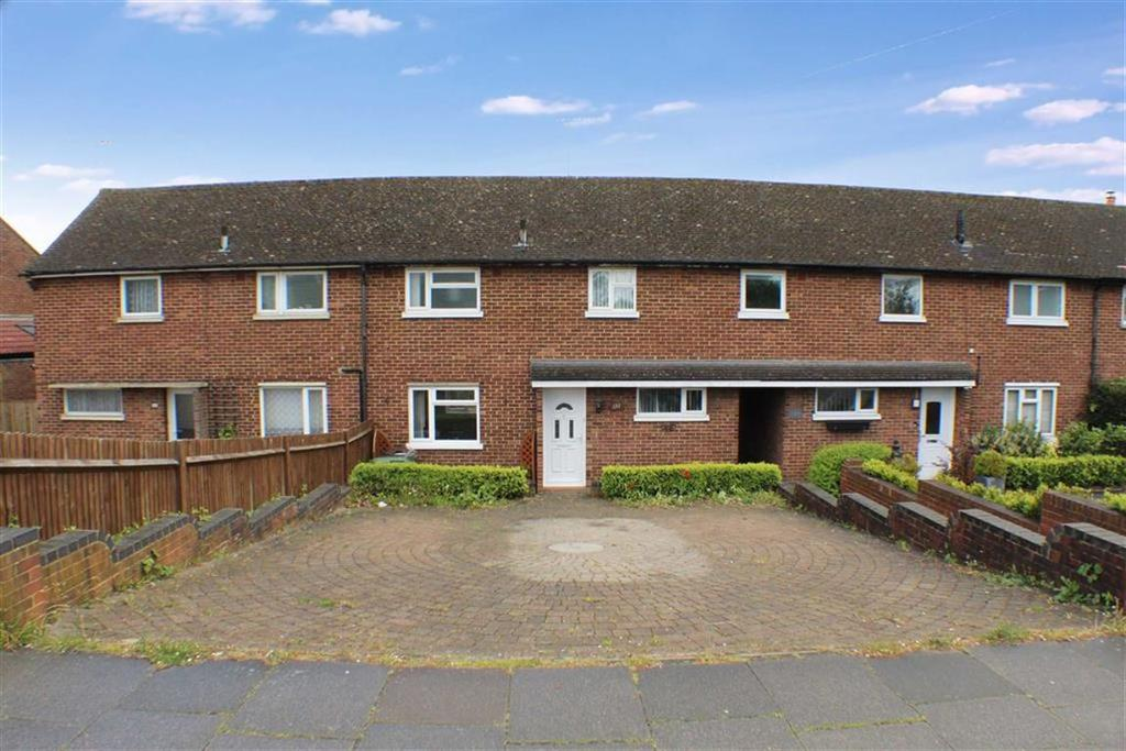2 Bedrooms Terraced House for sale in Batchwood Drive, St Albans, Hertfordshire