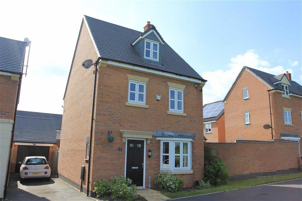 4 Bedrooms Detached House for sale in Arlington Close, Thurmaston, Leicestershire
