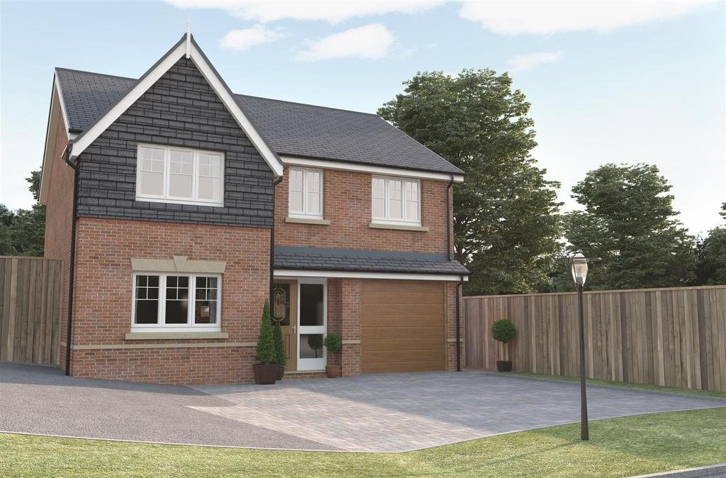 4 Bedrooms Detached House for sale in Warton Lane, Austrey, Atherstone
