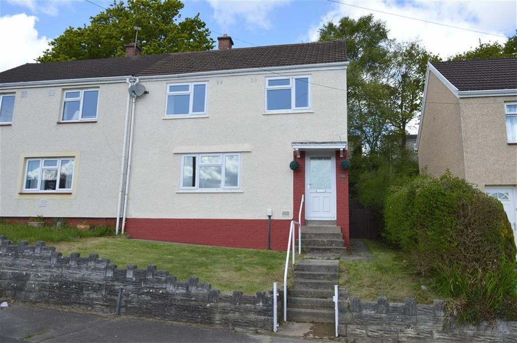 2 Bedrooms Semi Detached House for sale in Birchfield Road, West Cross, Swansea