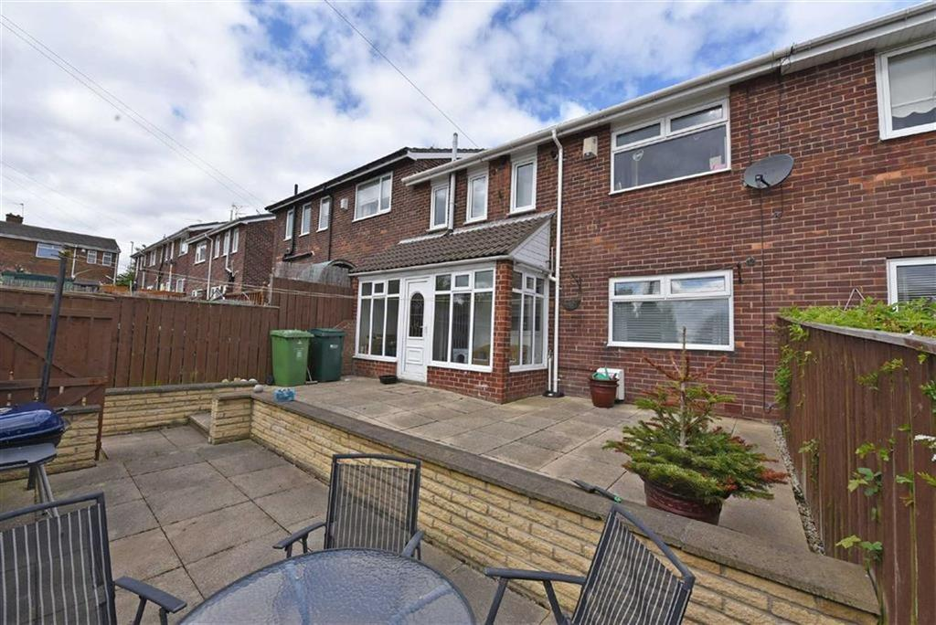 3 Bedrooms Terraced House for sale in Heworth