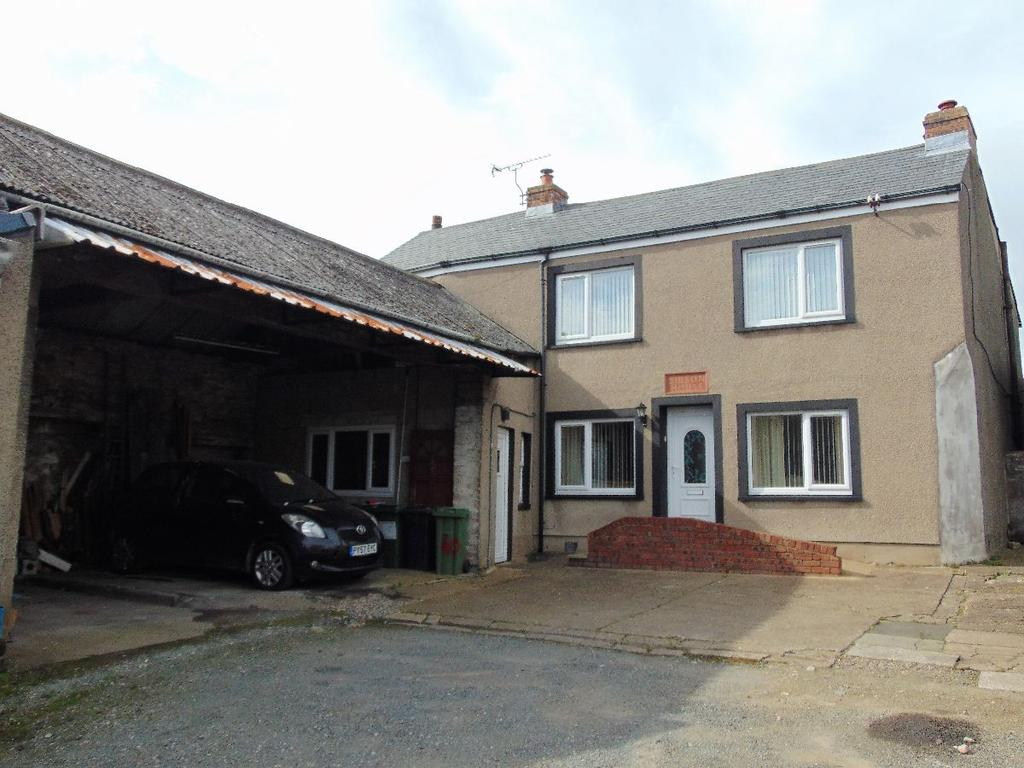 3 Bedrooms Semi Detached House for sale in Sibson House, 36 Main Street, Gt Broughton, Cockermouth, CA13 0YL