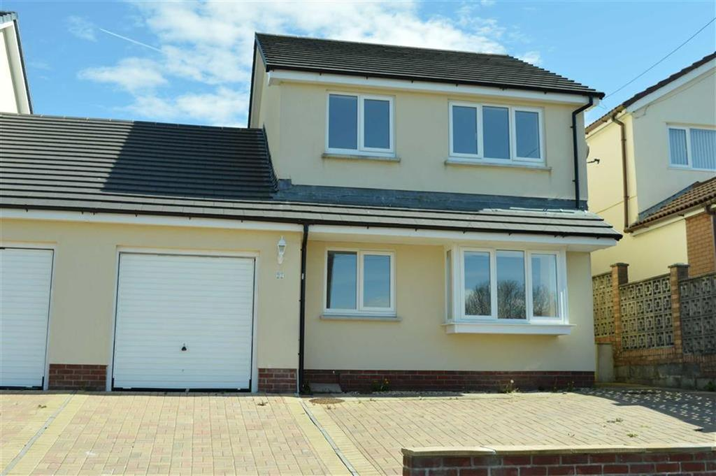 3 Bedrooms Link Detached House for sale in Penyrheol Road, Swansea, SA4