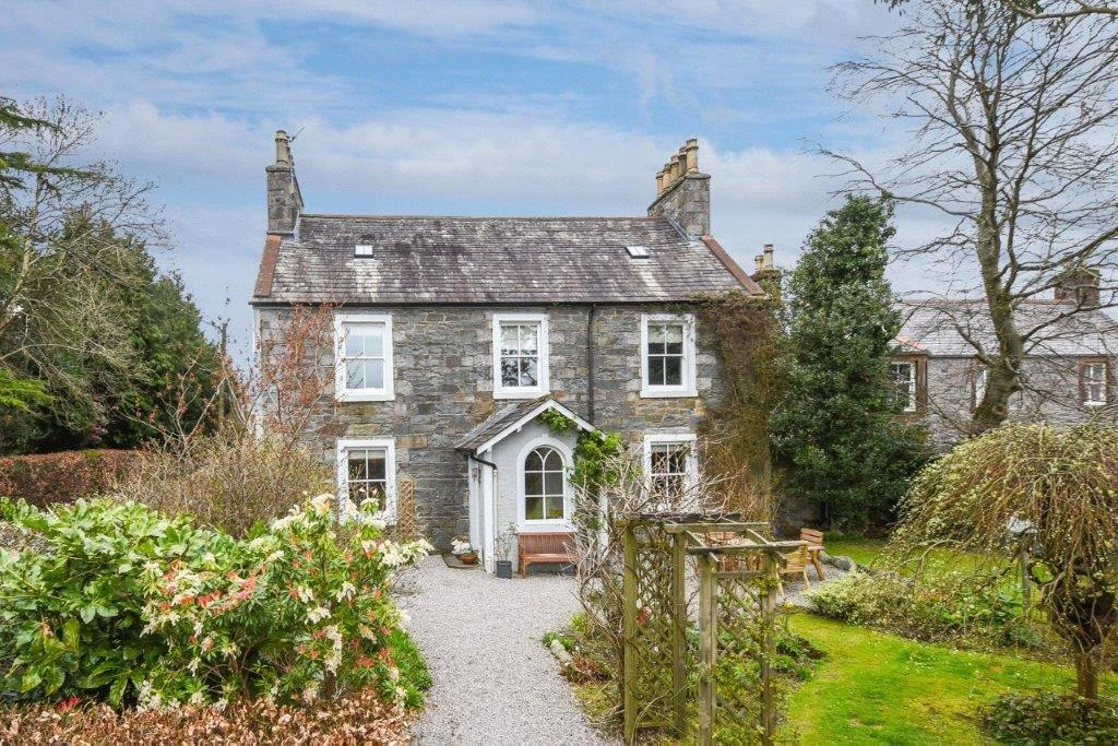6 Bedrooms Detached House for sale in Prospect House, 2 Corvisel Road, Newton Stewart, DG8