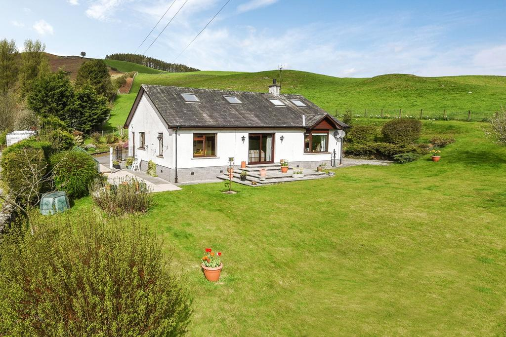 5 Bedrooms Detached House for sale in Glenbank, Auldgirth, Dumfries, Dumfries and Galloway, DG2