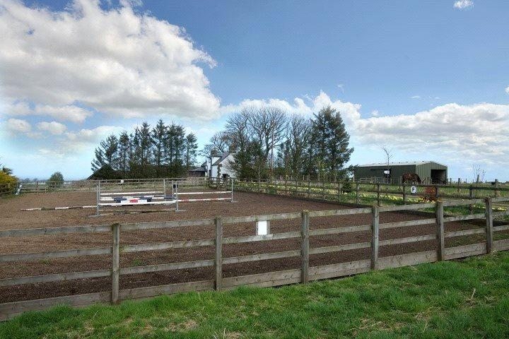 3 Bedrooms Equestrian Facility Character Property for sale in Starmyres, Cornhill, Banff, Aberdeenshire, AB45