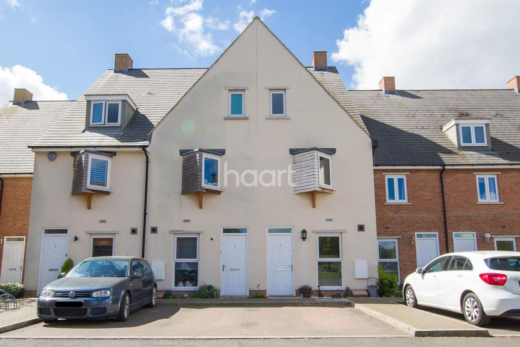 3 Bedrooms Terraced House for sale in Butterscotch Row, Abbots Langley, WD5