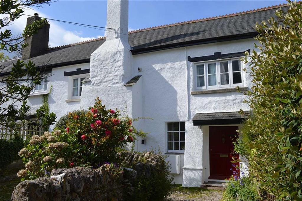 2 Bedrooms Semi Detached House for sale in North Street, Ipplepen, Devon, TQ12