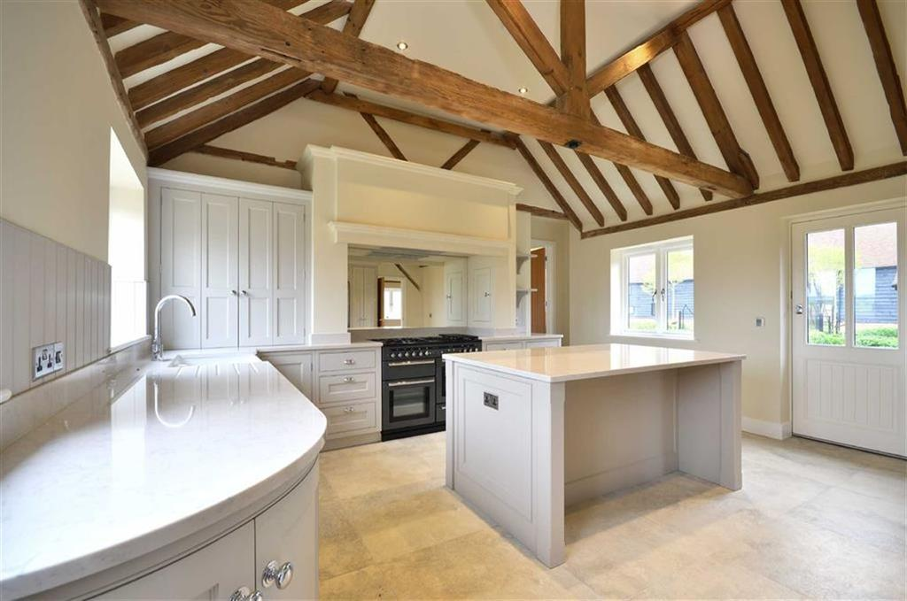 4 Bedrooms Semi Detached House for sale in The Barns, Chorleywood, Buckinghamshire