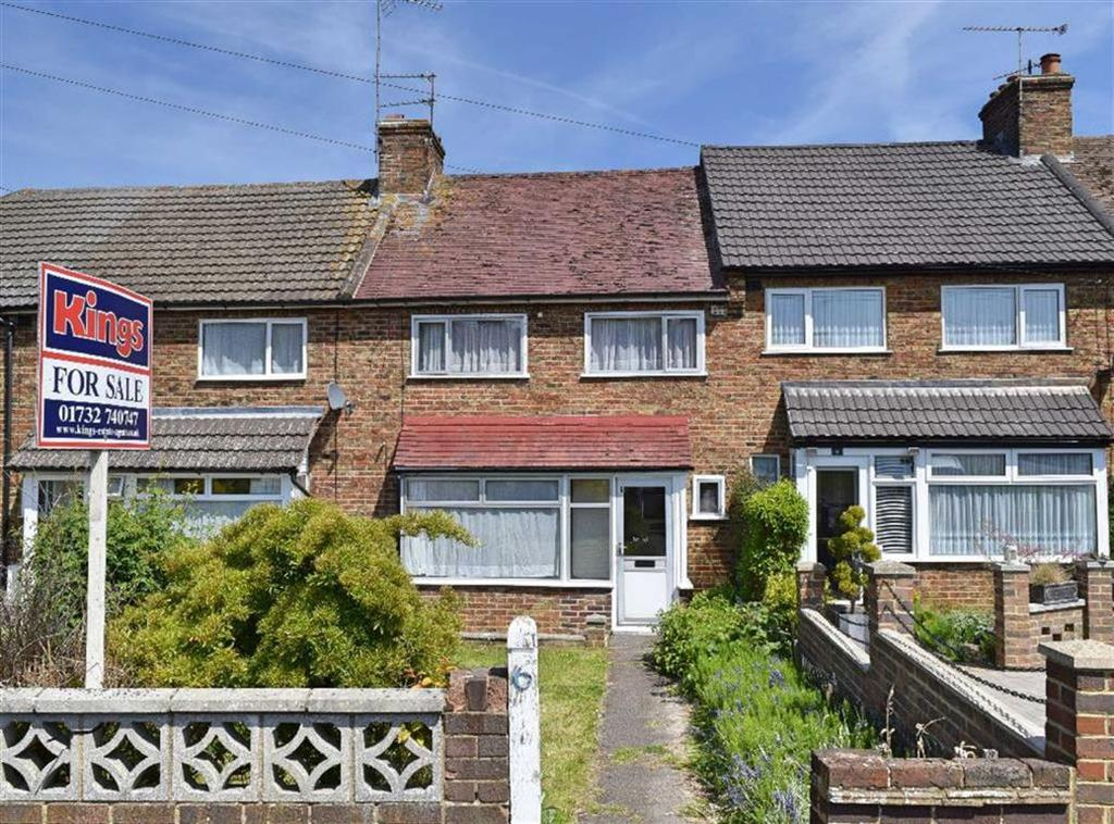 3 Bedrooms Terraced House for sale in Swanzy Road, Sevenoaks, TN14