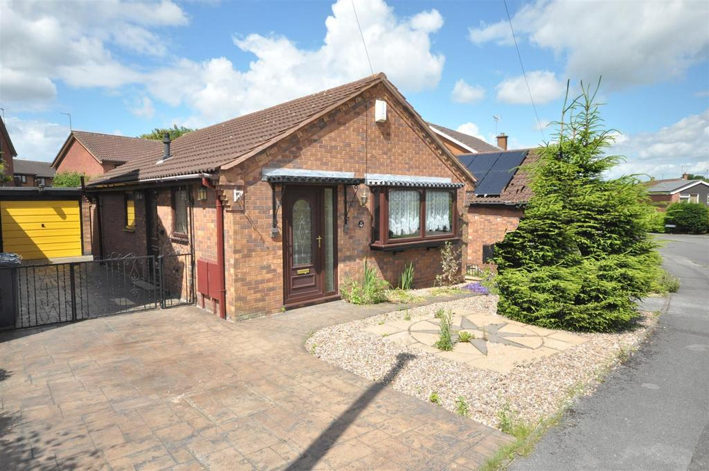 2 Bedrooms Detached Bungalow for sale in Wychwood Road, Bingham, Nottingham