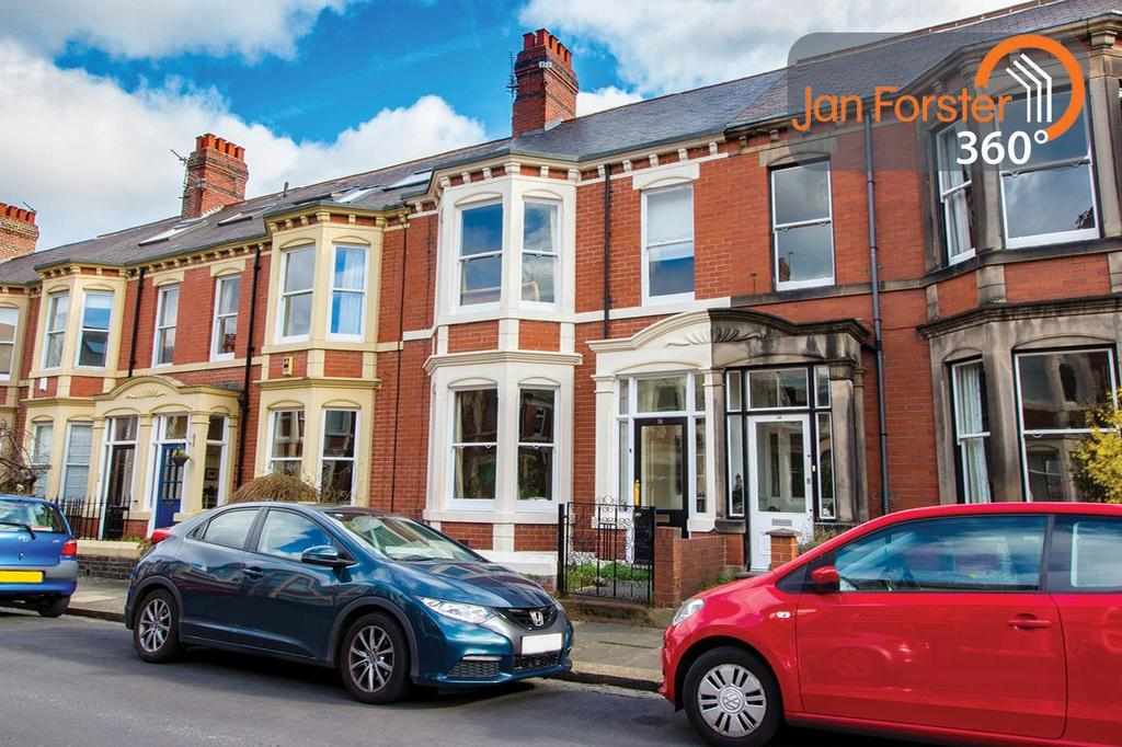 3 Bedrooms Terraced House for sale in Armstrong Avenue, Heaton, Newcastle Upon Tyne