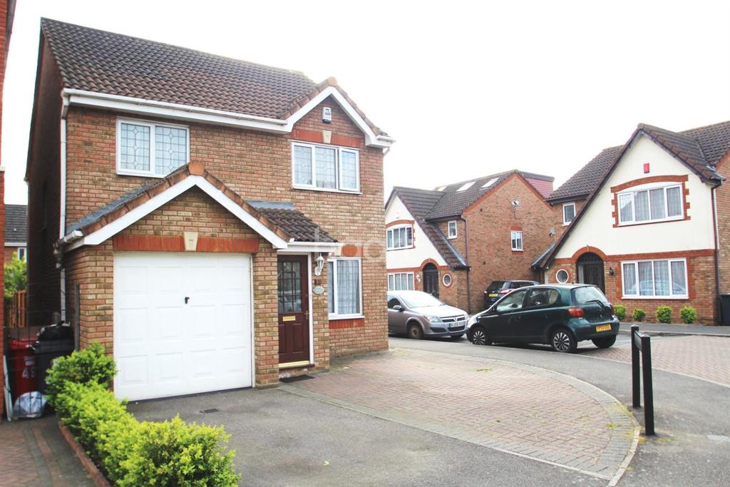 3 Bedrooms Detached House for sale in Deverills Way
