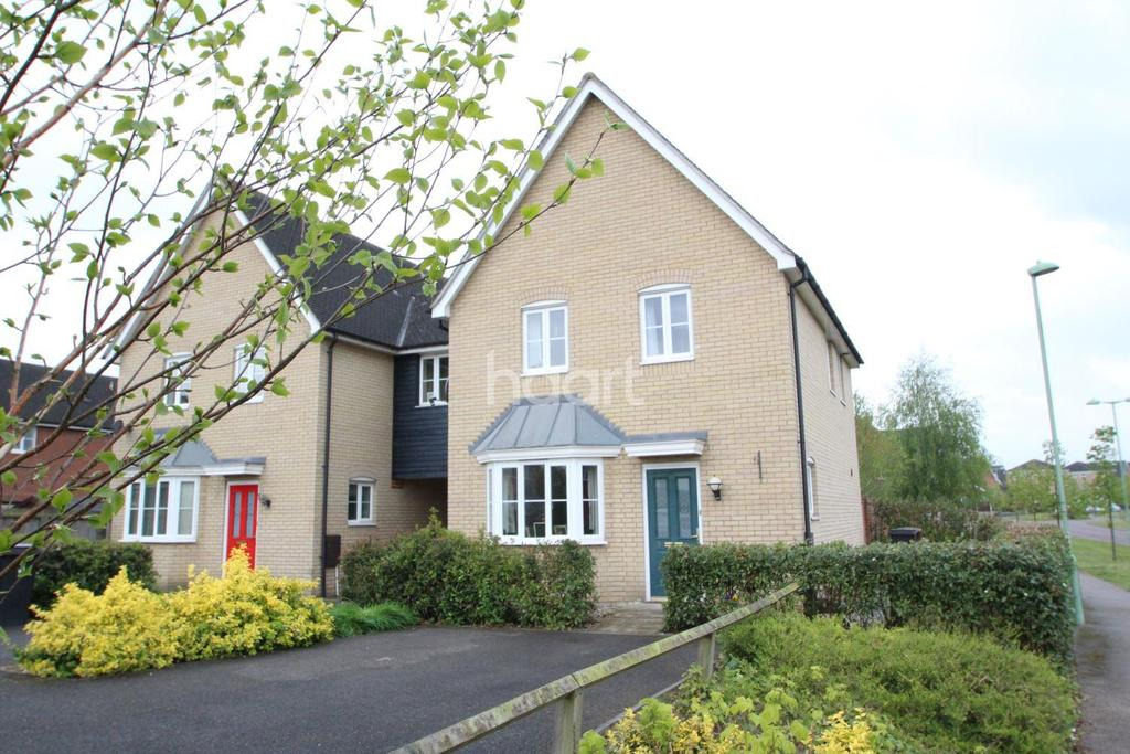 3 Bedrooms Detached House for sale in Osprey Close, Bury St Edmunds
