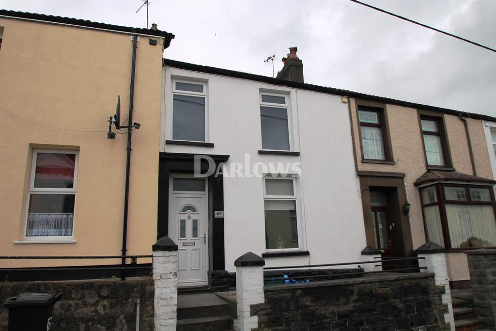 Merthyr tydfil 2 bed terraced house for sale 80 000 for Terraced house meaning