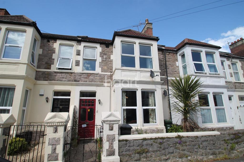 3 Bedrooms Flat for sale in Clifton Road, Weston-super-Mare