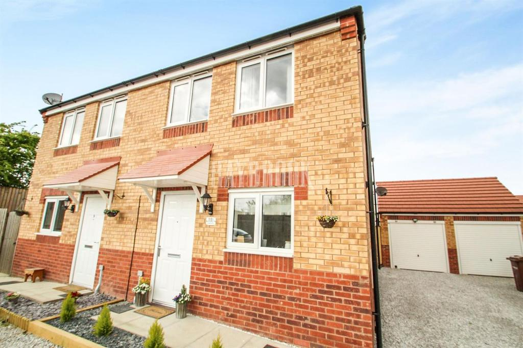 3 Bedrooms Semi Detached House for sale in Oakdale Drive, South Elmsall