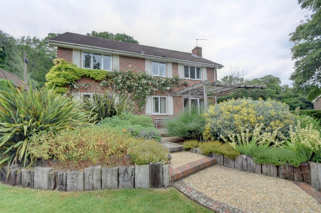 4 Bedrooms Detached House for sale in Island, STEEP, Petersfield, Hampshire