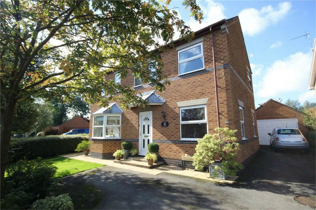 5 Bedrooms Detached House for sale in The Cedar Grove, Beverley, East Riding of Yorkshire