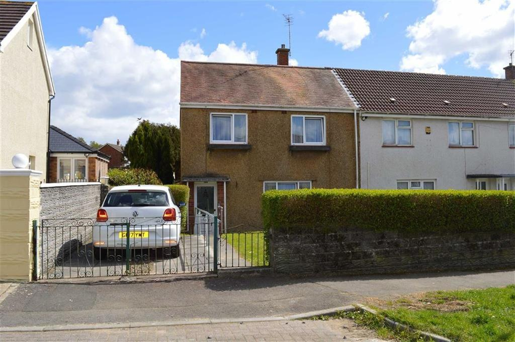 2 Bedrooms End Of Terrace House for sale in Cadle Crescent, Swansea, SA5