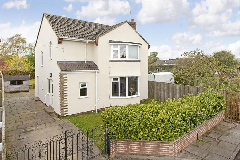 3 Bedrooms Detached House for sale in Almsford Close, Harrogate, North Yorkshire
