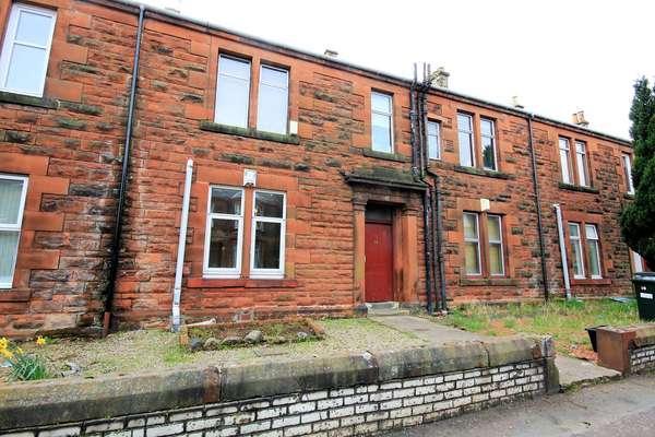 1 Bedroom Flat for sale in D/L, 11 Arbuckle Street, Kilmarnock, KA1 3AY