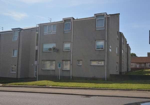 2 Bedrooms Flat for sale in 64A Raise Street, Saltcoats, KA21 5JE