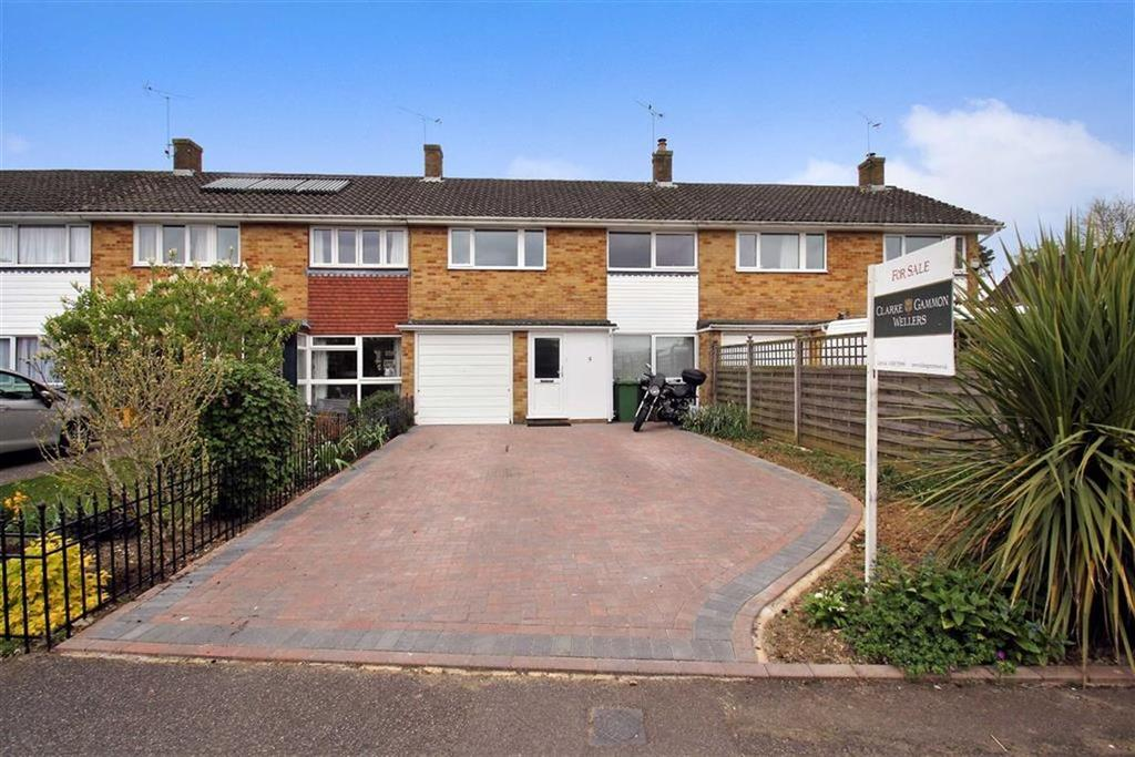 3 Bedrooms Terraced House for sale in Avenue Close, Liphook, Hampshire, GU30