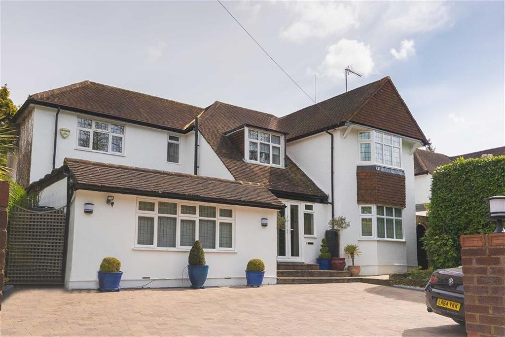 5 Bedrooms Detached House for sale in Hempstead Road, Watford, Hertfordshire