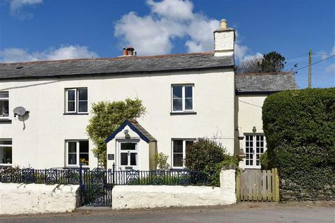 4 bedroom semi-detached house for sale - Castle Cottages, Bratton Fleming, Nr Barnstaple, Devon, EX31