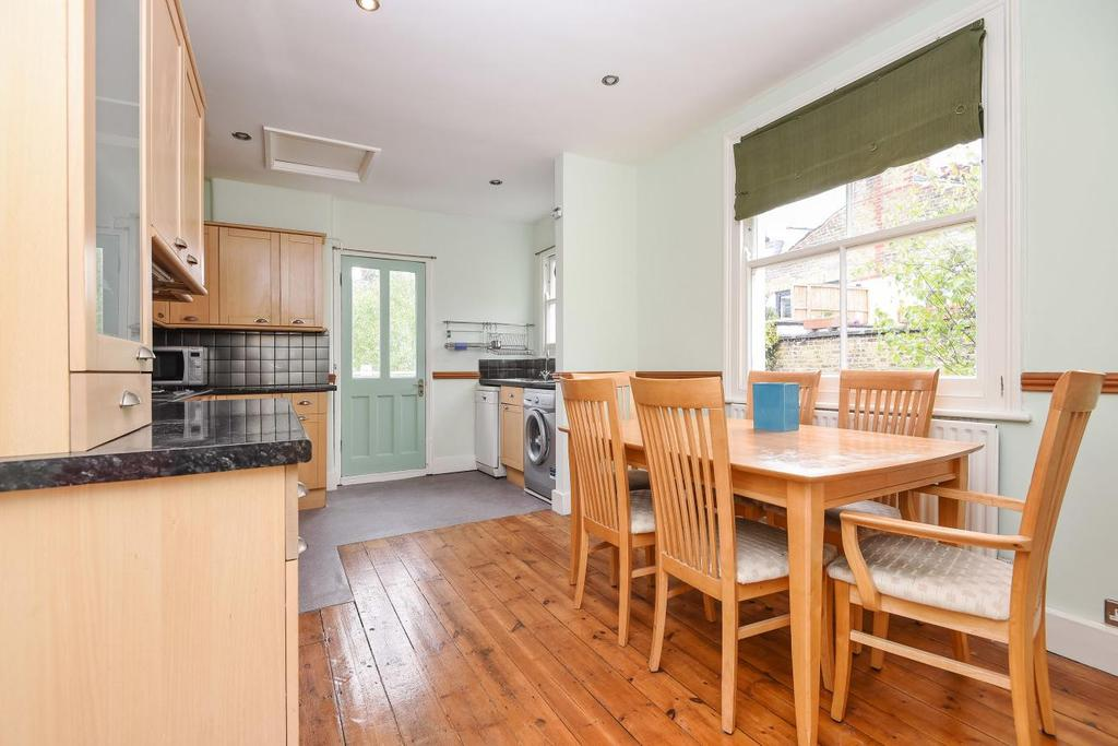 2 Bedrooms Flat for sale in Hambalt Road, Clapham, SW4