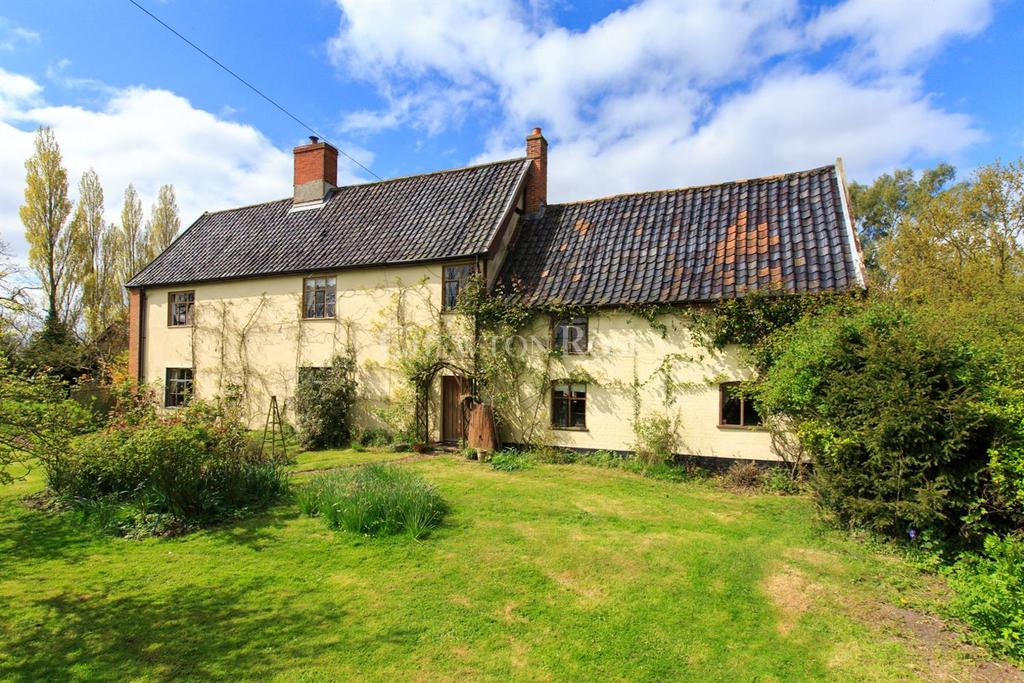 5 Bedrooms Farm House Character Property for sale in NORFOLK/SUFFOLK BORDERS