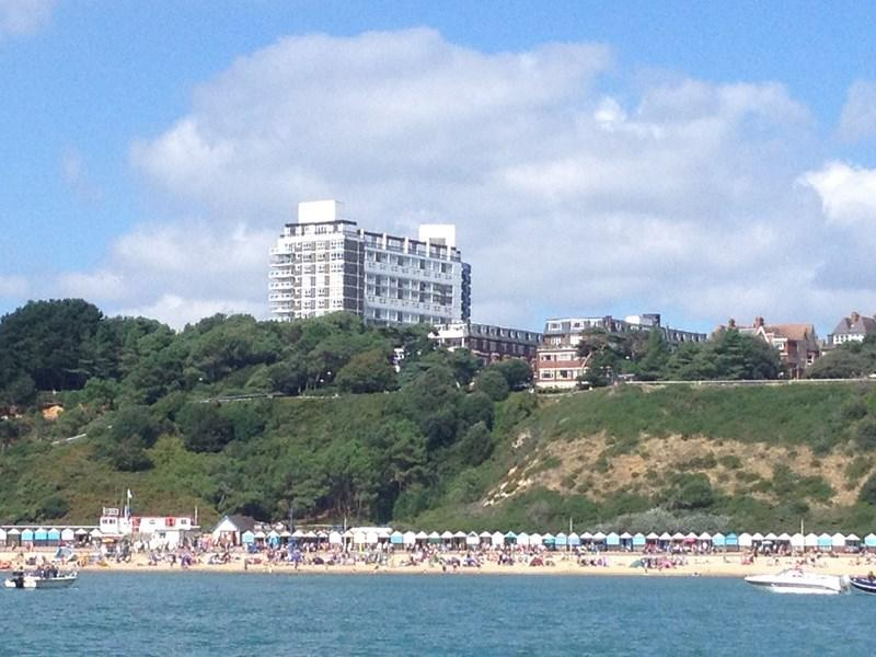 4 Bedrooms Apartment Flat for sale in West Cliff Road, West Cliff, Bournemouth
