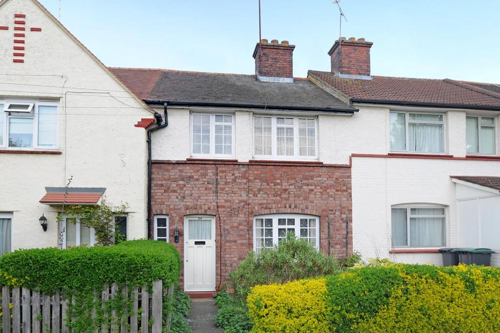 3 Bedrooms Terraced House for sale in Steeds Road, Muswell Hill, N10
