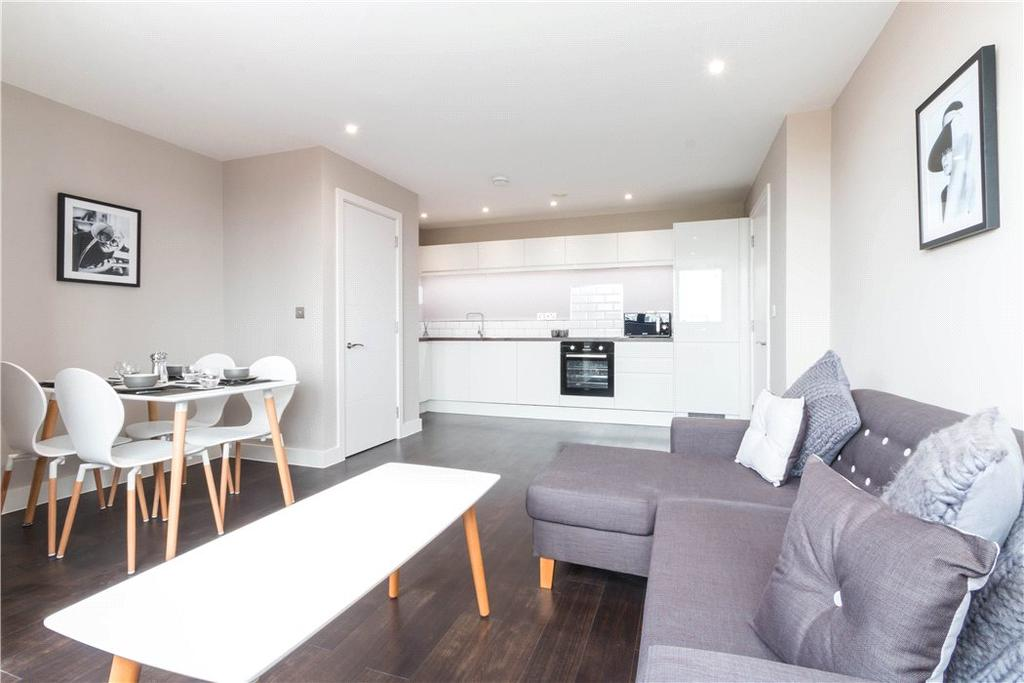 1 Bedroom Flat for sale in The Fitzgerald, West Bar, Sheffield City Centre, Sheffield, S3