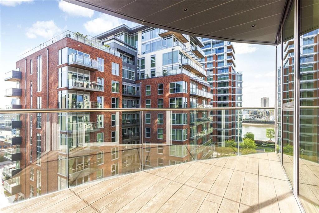 3 Bedrooms Flat for sale in Juniper Drive, Battersea Reach, London, SW18