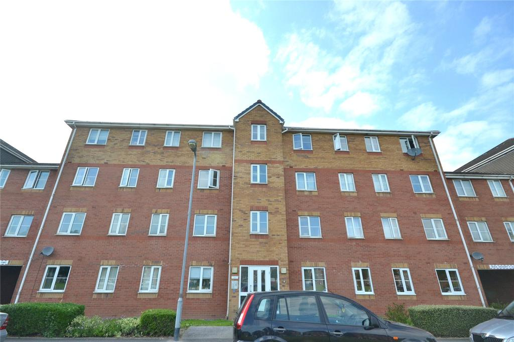 2 Bedrooms Apartment Flat for sale in Beaufort Square, Pengam Green, Cardiff, CF24