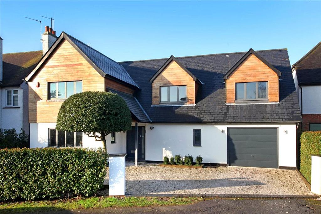 5 Bedrooms Detached House for sale in Woodside Avenue, Beaconsfield, Buckinghamshire, HP9