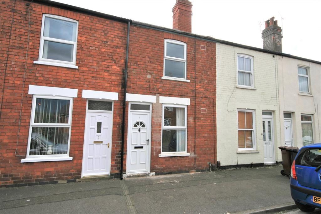 2 Bedrooms Terraced House for sale in College Close, Lincoln, LN1