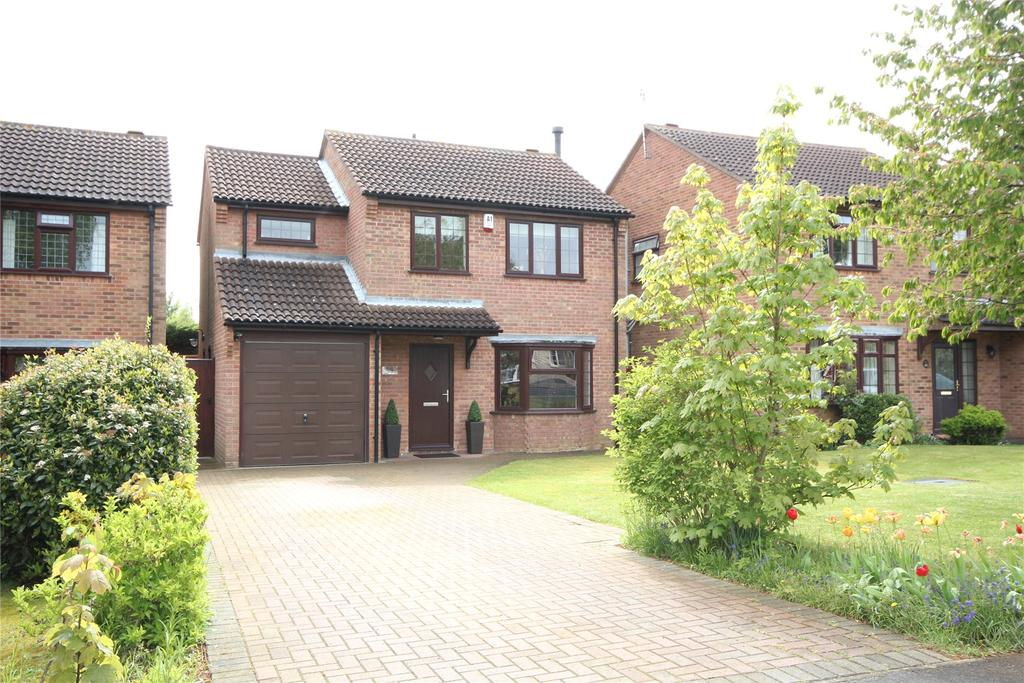 4 Bedrooms Detached House for sale in Ancaster Drive, Sleaford, NG34