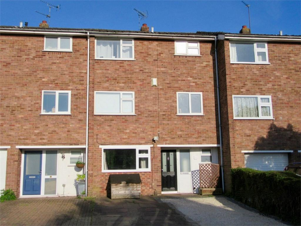 4 Bedrooms Town House for sale in Gaveston Close, Warwick