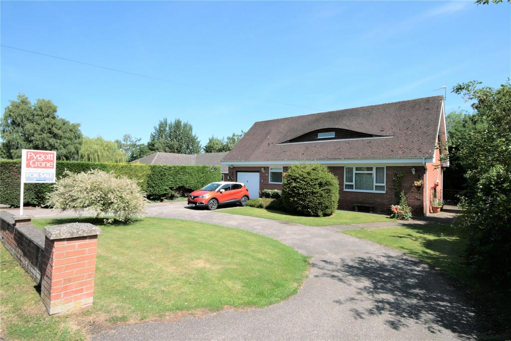 4 Bedrooms Detached Bungalow for sale in Station Field, Skellingthorpe, LN6